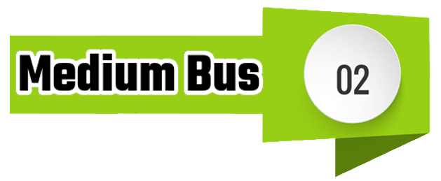 slide 2 medium bus
