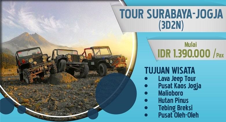 paket 2 wisata surabaya 3 hari
