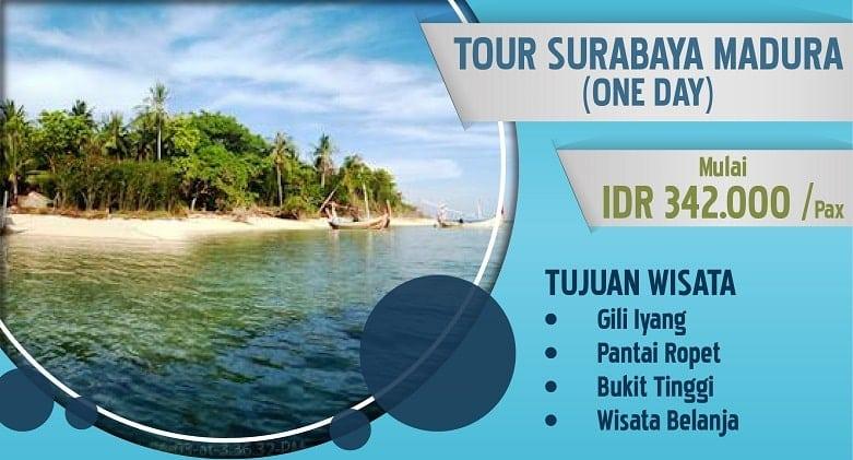 paket 5 wisata surabaya 1 hari