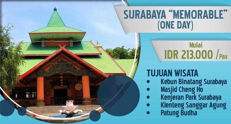 paket 6 wisata surabaya 1 hari