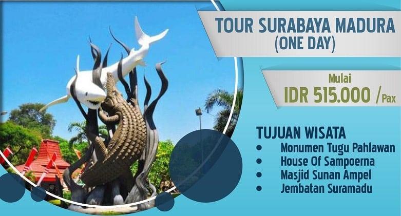 paket 8 wisata surabaya 1 hari