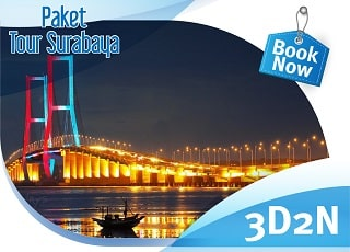 paket wisata surabaya 3 hari