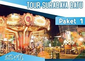 wisata surabaya 2 hari paket 1