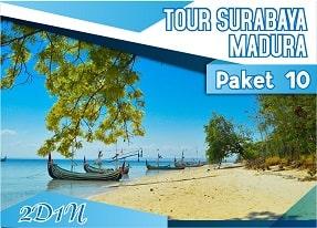 wisata surabaya 2 hari paket 10