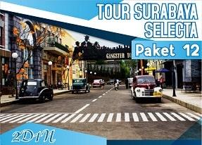 wisata surabaya 2 hari paket 12