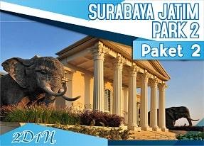 wisata surabaya 2 hari paket 2