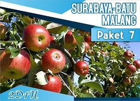 wisata surabaya 2 hari paket 7