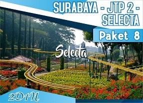 wisata surabaya 2 hari paket 8