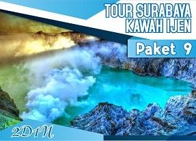 wisata surabaya 2 hari paket 9