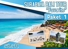 wisata surabaya 5 hari paket 1
