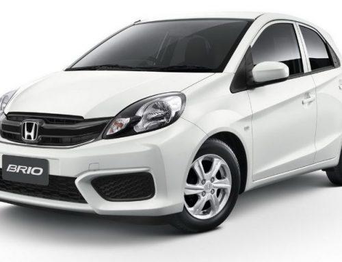 Rental Mobil Honda Brio Surabaya