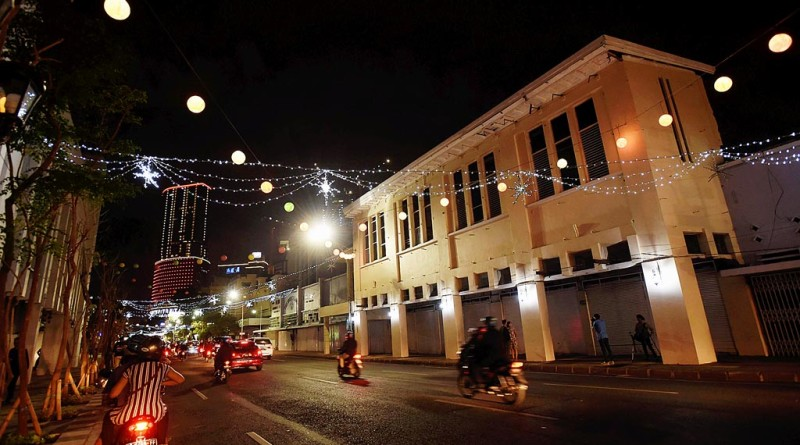 Jalan Tunjungan Surabaya terbaru
