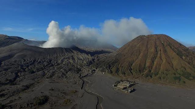 Keindahan Gunung Bromo epic