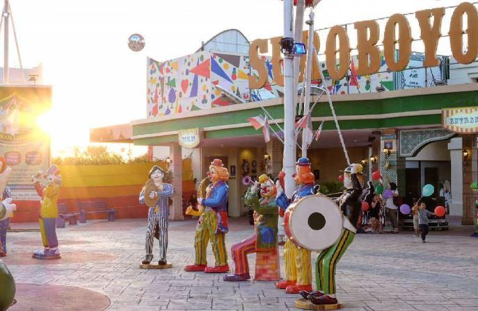 Suroboyo Carnival Park terbaru
