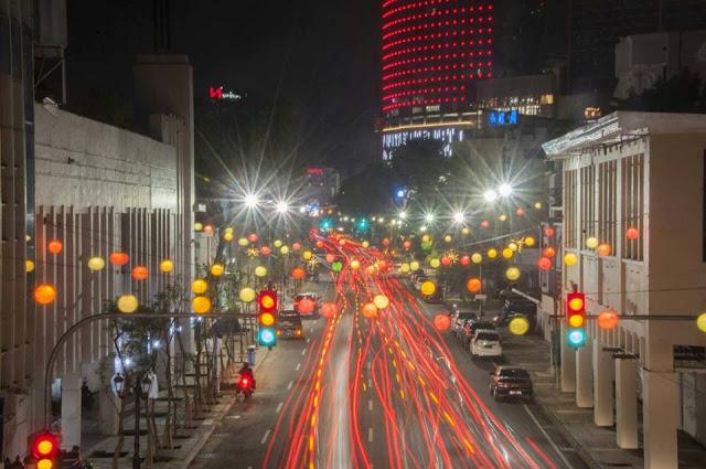 peta Jalan Tunjungan Surabaya
