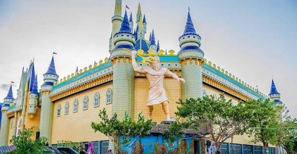 DisneyLand Surabaya
