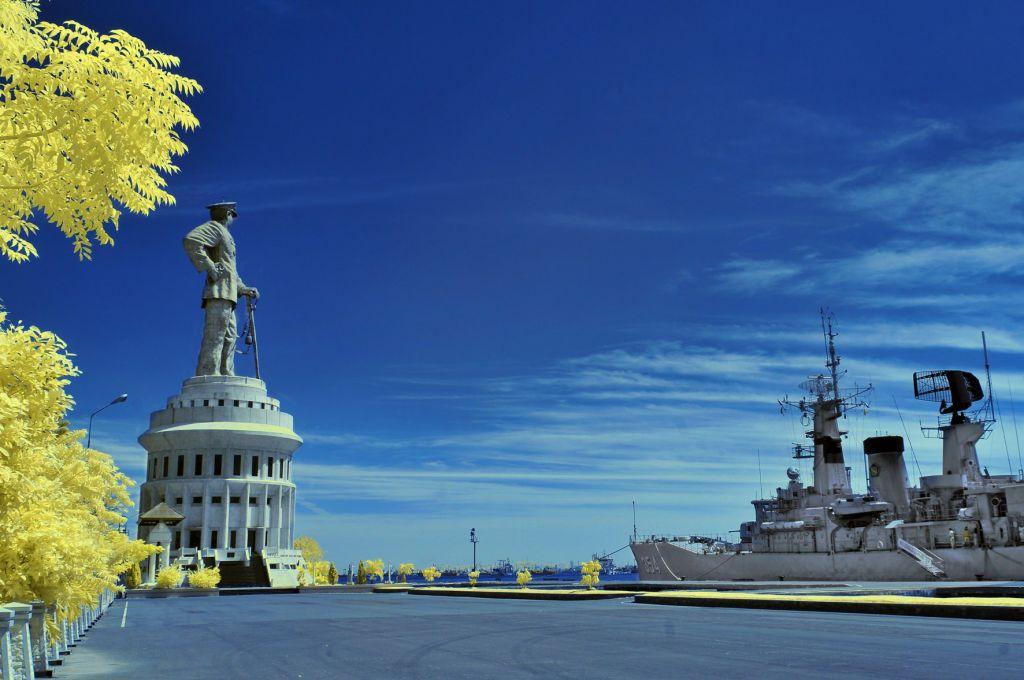 Monumen Jalesveva Jayamahe terbaru
