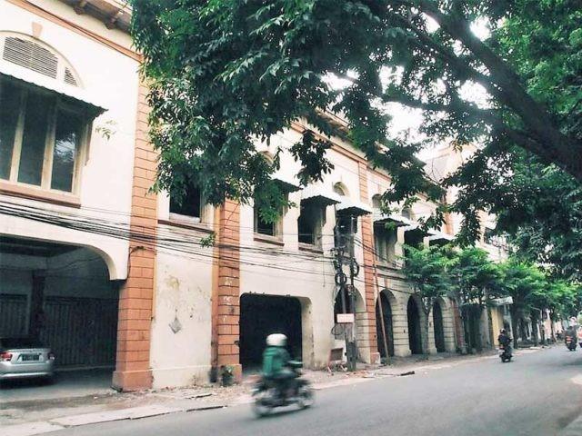 kawasan kota tua surabaya