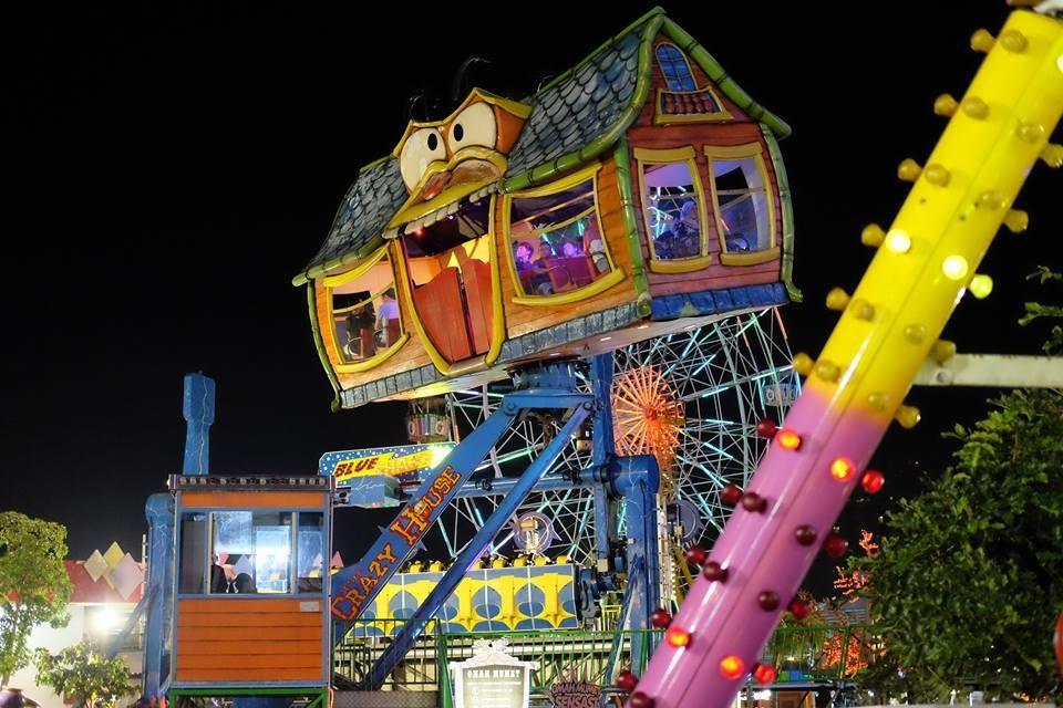wahana surabaya carnival night